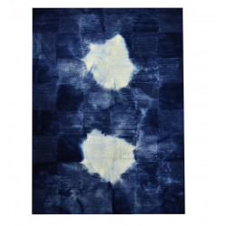 Ručně tkaný kusový koberec Deep Blue