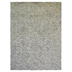 Ručně všívaný kusový koberec Natural Dot
