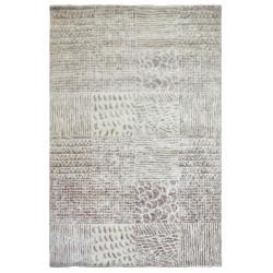 Ručně všívaný kusový koberec Pink Square
