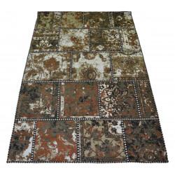 Ručně tkaný kusový koberec 28