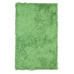 Koupelnová předložka RASTA MICRO zelená