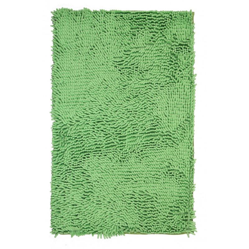 Protiskluzová koupelnová předložka RASTA MICRO zelená