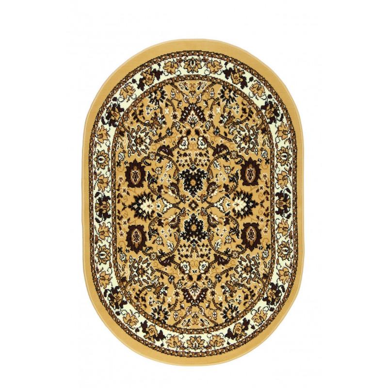 Kusový koberec Teheran Practica 59/EVE ovál