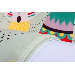Dětský kusový koberec Fairy Tale 645 Racoon