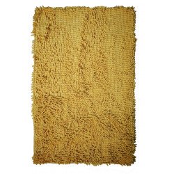 Koupelnová předložka RASTA MICRO žlutá