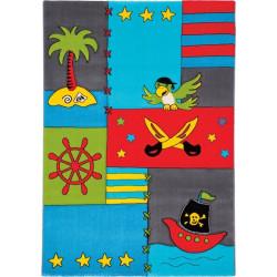Kusový koberec Kiddy 613/668