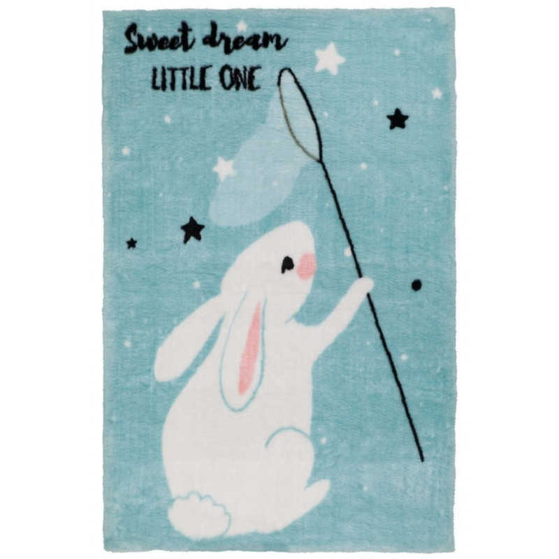 Dětský kusový koberec Lollipop 181 Bunny