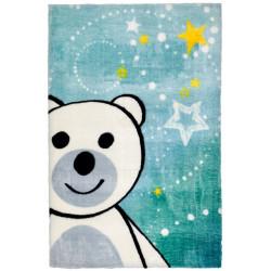 Dětský kusový koberec Lollipop 182 Bear
