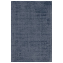 Ručně tkaný kusový koberec Maori 220 Denim