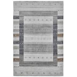 Ručně tkaný kusový koberec Legend of Obsession 320 Taupe