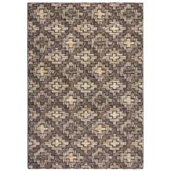 Kusový koberec Oxford 103331 Braun Creme