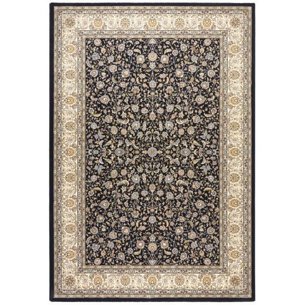 Mint Rugs - Hanse Home koberce Kusový koberec Toulouse 103341 Dunkelblau Creme, koberců 80x150 cm Modrá - Vrácení do 1 roku ZDARMA
