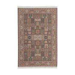 Kusový koberec Ghom GHO 602 Red