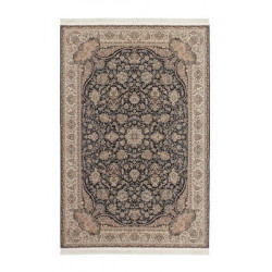 Kusový koberec Ghom GHO 601 Black