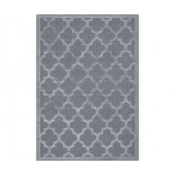 Kusový koberec Jemila JEM 544 Silver