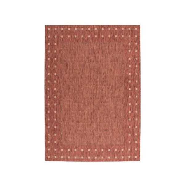 Lalee koberce Kusový koberec Finca FIN 520 Orange, koberců 80x150 cm Oranžová - Vrácení do 1 r