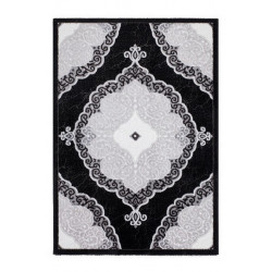 Kusový koberec Princess PRI 190 Black