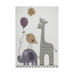 Kusový koberec Happy Kids HAK 504 Multi