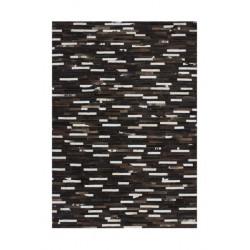 Kusový koberec Patchwork PAT 851 Brown