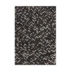Kusový koberec Patchwork PAT 852 Brown