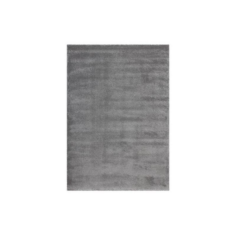 Kusový koberec Softtouch SOT 700 Silver