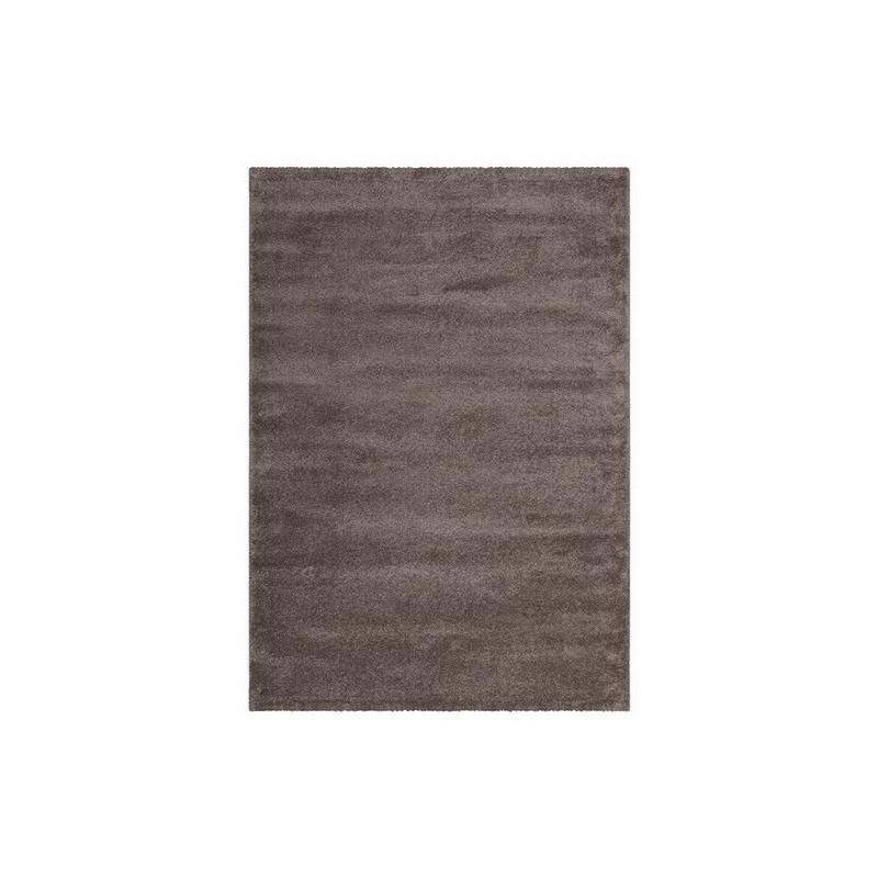 Kusový koberec Softtouch SOT 700 Light Brown