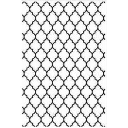Kusový koberec Princess Royal Black & White RoyalLine-12B