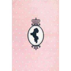 Kusový koberec Princess Royal Kids Wuschel-01 Lovely Rose