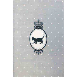 Kusový koberec Princess Royal Kids Miezi-03 Grey Harmony