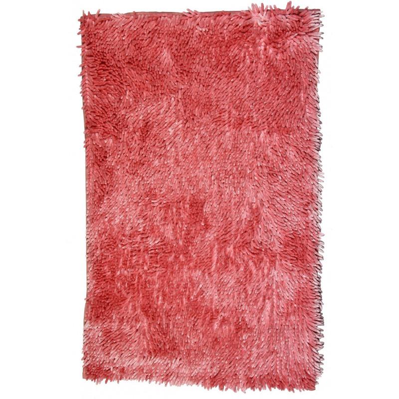 Protiskluzová koupelnová předložka RASTA MICRO NEW růžová