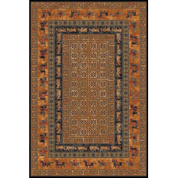 Kusový koberec Royal Keshan 10660/3066