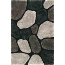Kusový koberec Stone K11595-01 Grey