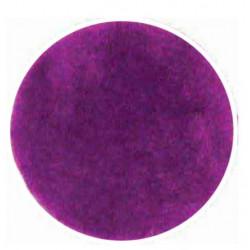Kusový koberec Shaggy Kids K11587-01 Violet kruh