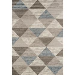 Kusový koberec Rixos K11610-01 Grey Blue