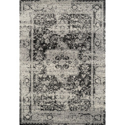 Kusový koberec Rixos K11612-01 Anthracite (640 anthracite)