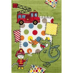 Kusový koberec Momo K11565-08 Green