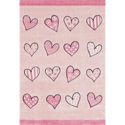 Kusový koberec Momo K11573-09 Pink