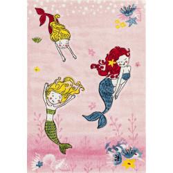 Kusový koberec Momo K11571-09 Pink