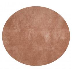 Kusový koberec Princess Classic Line CL-09 Rose Quartz kruh