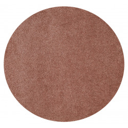 Kusový koberec Princess Poodle Line PL-09 Rose Quartz kruh