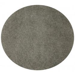 Kusový koberec Princess Poodle Line PL-03 Silver kruh