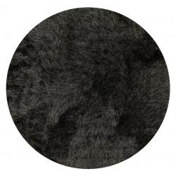 Kusový koberec Princess Glamour Line GL-11 Onyx kruh