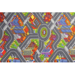 Metrážový koberec Big City 97