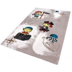 Kusový koberec Momo K11557-01 Coffee