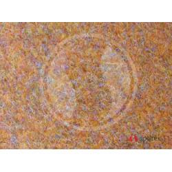 Metrážový koberec Rambo 99 žlutý
