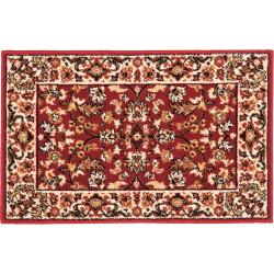 Kusový koberec Byblos 50/bordeaux