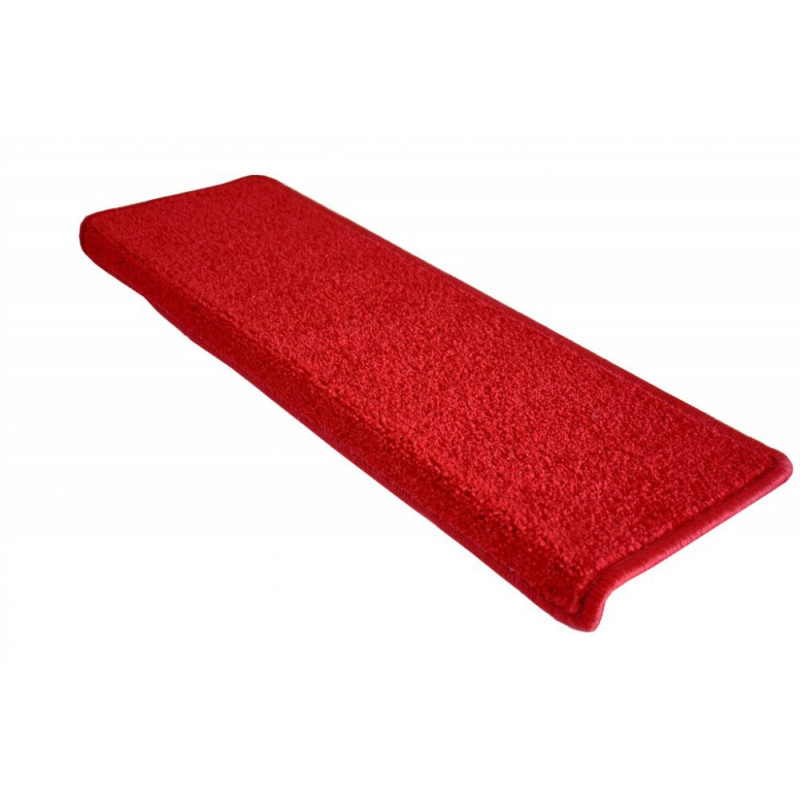 Nášlapy na schody červený Eton obdélník