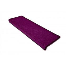 Nášlapy na schody fialový Eton obdélník
