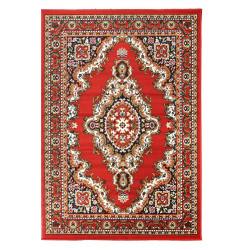 Kusový koberec TEHERAN-T 102/red