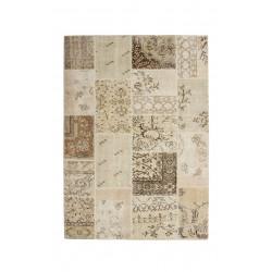 Ručně tkaný kusový koberec SPIRIT 550 BEIGE